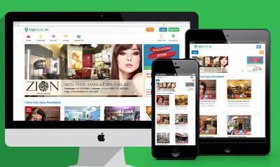 php retail portal development