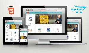 opencart-ecommerce-books-website